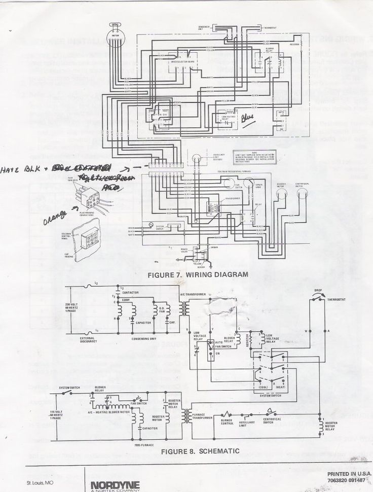 wiring diagram richmond water heater
