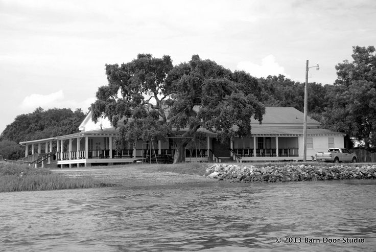 Sea Island Yacht Club Rockville Wadmalaw Island SC In