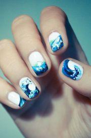 ocean nail arts summer 2016