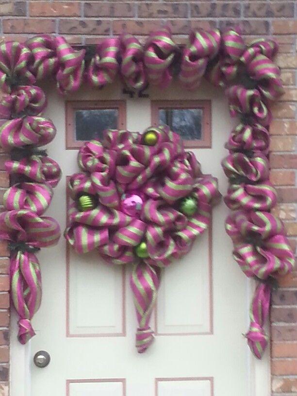 Aka Christmas The Traditional Pink And Green Since 1908