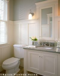 17+ best ideas about Wainscoting Bathroom on Pinterest ...
