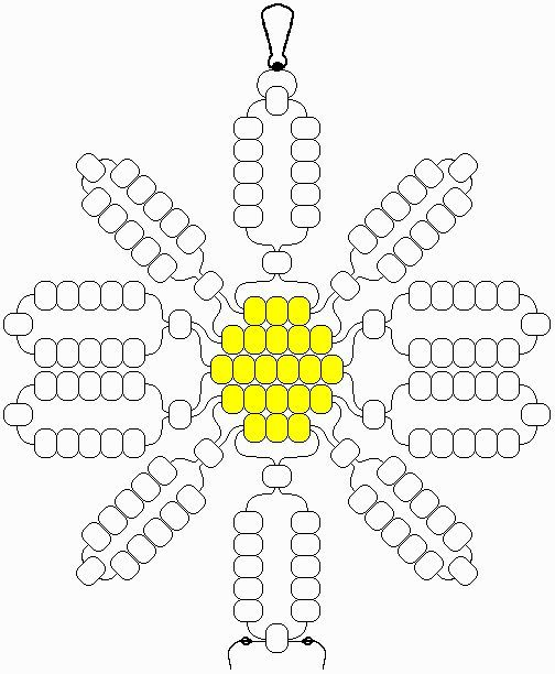1000+ ideas about Beaded Necklace Patterns on Pinterest