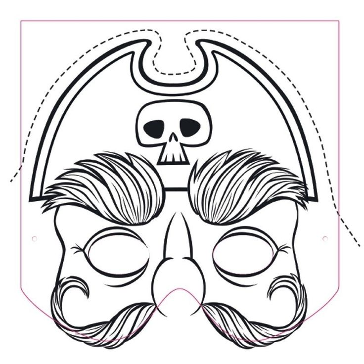17 Best images about coloriage masque on Pinterest
