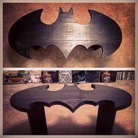 My batman coffee table | batman | Pinterest | Caves ...