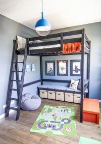 17 Best ideas about Kid Loft Beds on Pinterest | Twin size ...