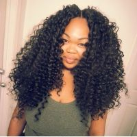 25+ best ideas about Curly Crochet Braids on Pinterest