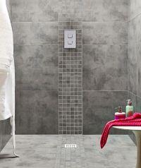 25+ best ideas about Grey bathroom tiles on Pinterest ...