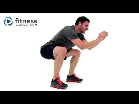 Brutal HIIT Ladder Workout – 20 Minute HIIT Workout at Home. My kids do this with me! Easy to follow, but it it BRUTAL! Looks like
