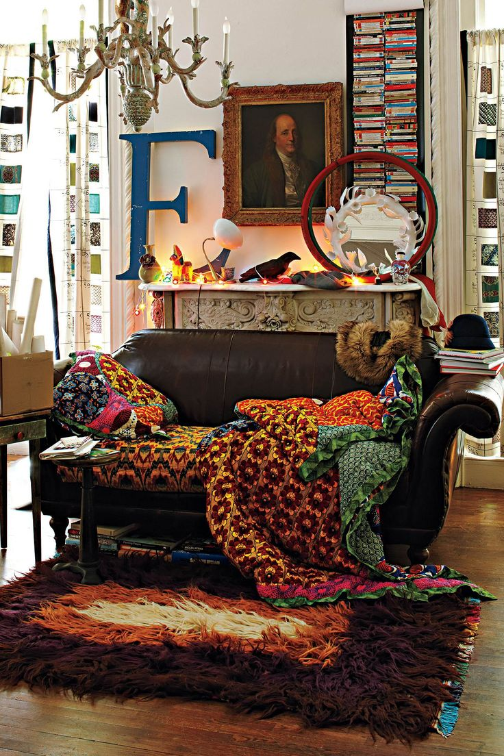 385 Best Images About Bohemian Home Decor And Artsy Home Style On