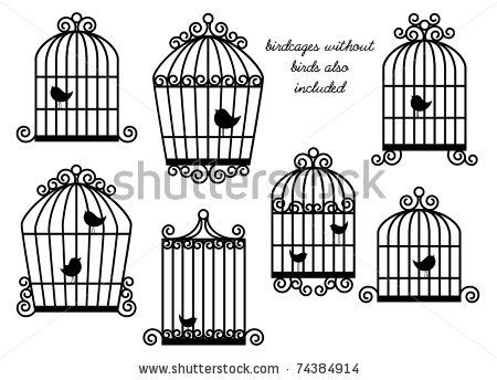 Best 25+ Birdcage drawing ideas on Pinterest