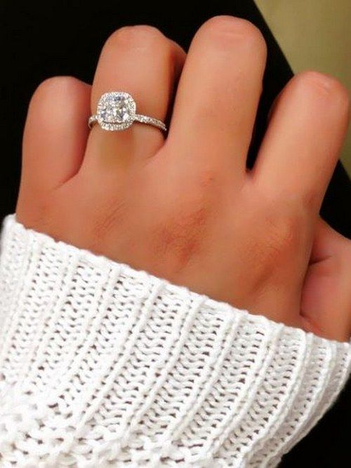 25 best ideas about Halo Engagement on Pinterest  Halo