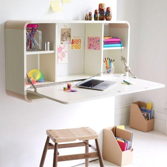 25+ Best Ideas about Folding Desk on Pinterest