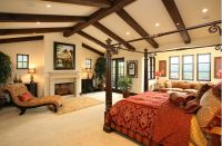 Spanish Revival - Master Bedroom | Spanish Revival Style ...