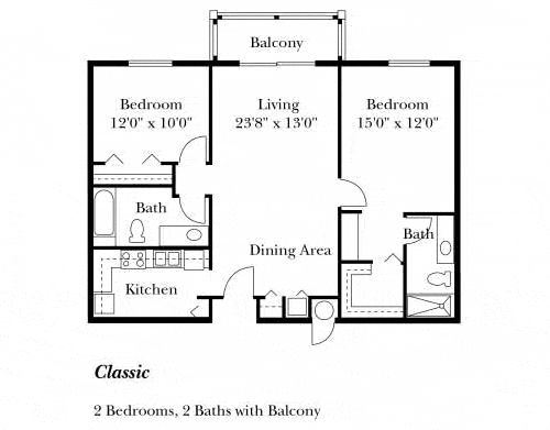 82 best images about 2-bedroom floorplan on Pinterest