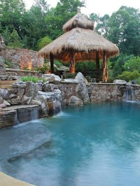 17 Best images about Tiki Yard and Pool ideas on Pinterest ...