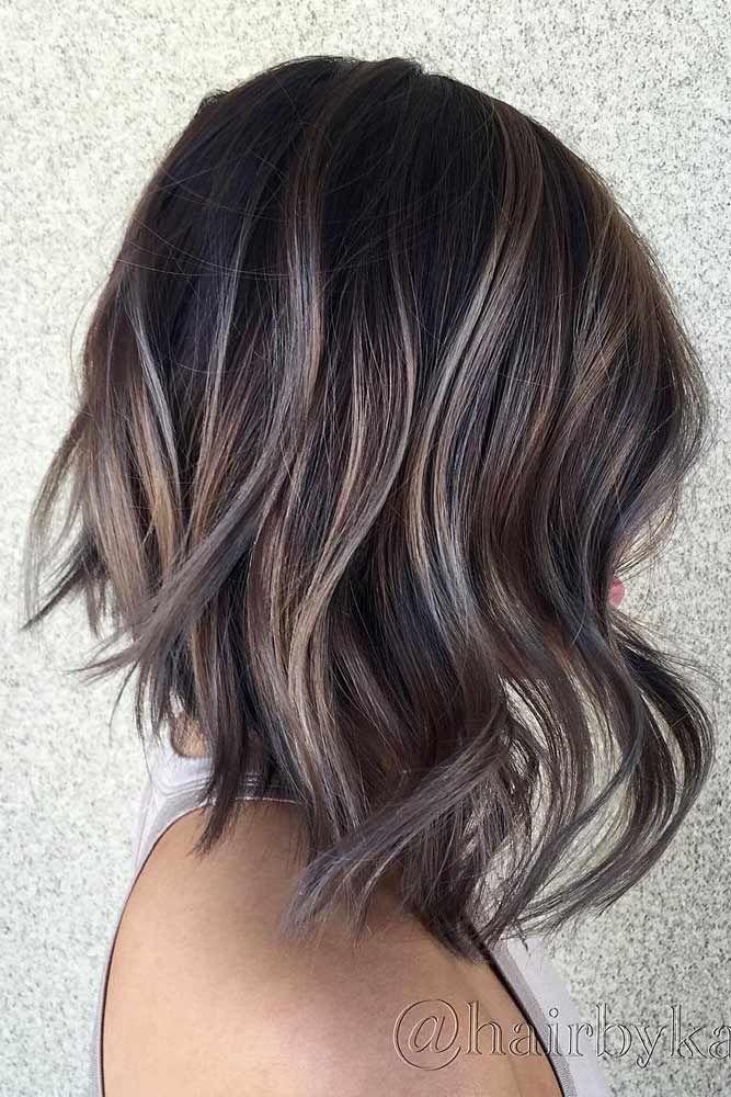 25 Best Ideas About Highlights Short Hair On Pinterest Short