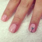 21st birthday nails nail time