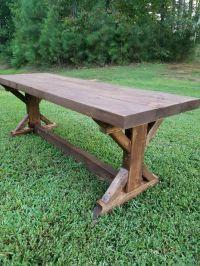 1000+ ideas about Handmade Wood Furniture on Pinterest ...