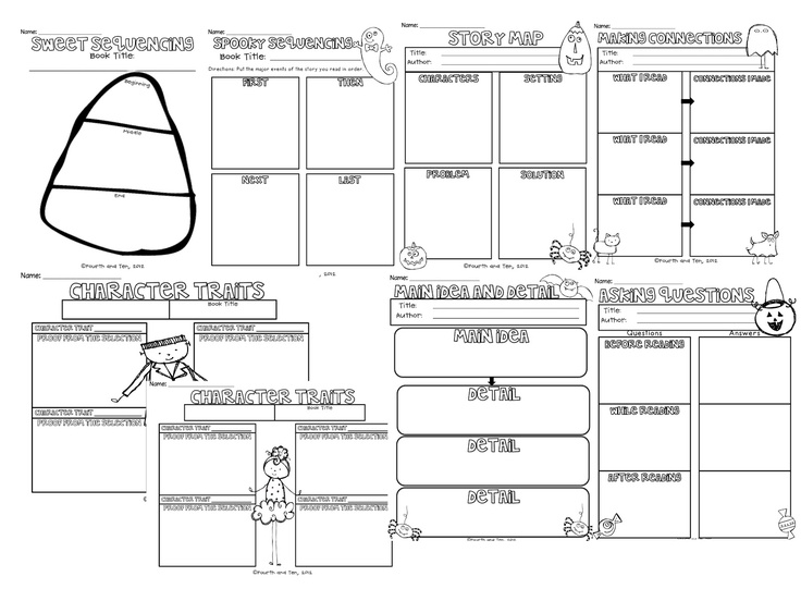 53 best images about Graphic Organizers on Pinterest