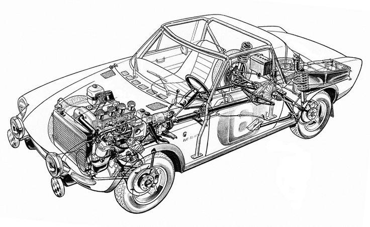 Carsthatnevermadeit — carsthatnevermadeit: Fiat 124 Spider
