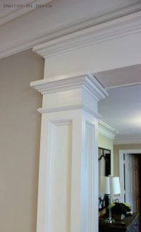 66 best images about Trim and Molding ideas on Pinterest