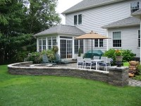 1000+ ideas about Patio Wall on Pinterest | Patio, Pavers ...