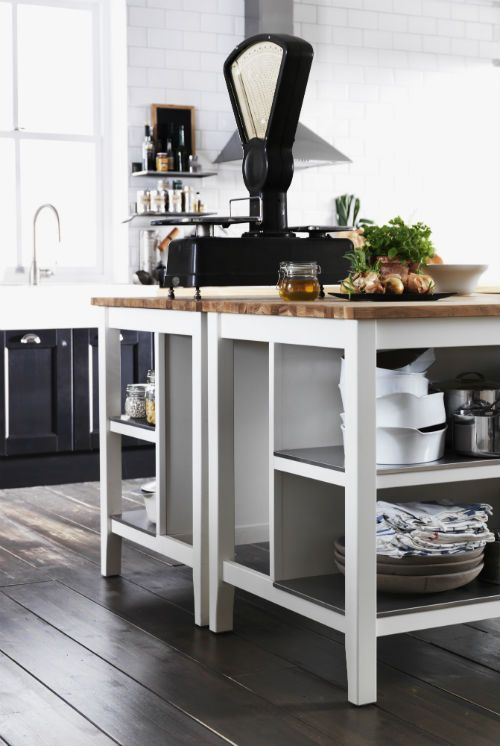 IKEA Fan Favorite STENSTORP kitchen island A free