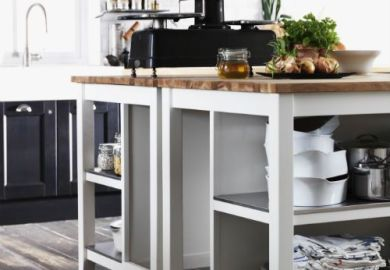 Free Standing Kitchen Storage