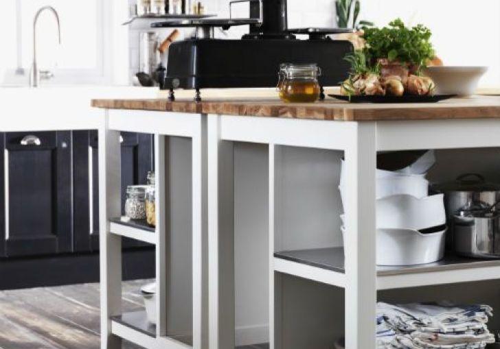 Free Standing Kitchen Storage