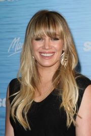 hilary duff bangs ideas