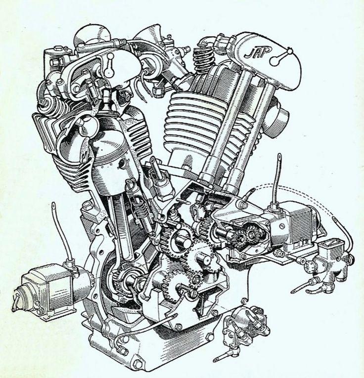 54 best GARAGE motos images on Pinterest