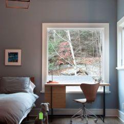Light Grey Walls White Trim Living Room The La Jolla California Pike's Peak Gray Benjamin Moore | Paint Pinterest ...