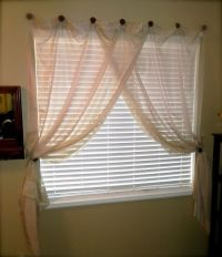 How to Hang Curtains Without a Rod - If you're looking for ...