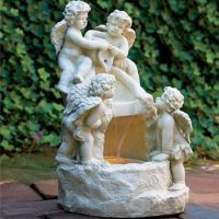 16 best images about Angel fountains on Pinterest ...