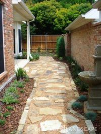 Stonework & Hardscaping Gallery | Stone paths, Granite and ...