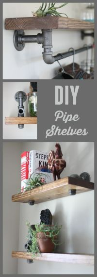 17+ best ideas about Diy Iron Pipe on Pinterest