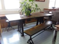 1000+ ideas about Narrow Dining Tables on Pinterest