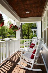 25+ best ideas about Front porch flowers on Pinterest