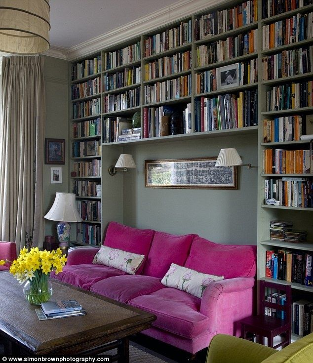 4386 Best Images About Book Shelves And Reading Nooks On