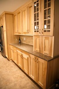 Wood-Mode /Natural Maple Cabinets   Kitchens   Pinterest ...