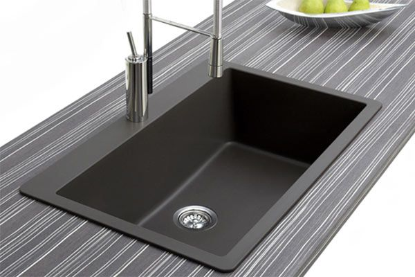 25+ Best Ideas About Black Kitchen Sinks On Pinterest