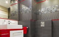 17 Best ideas about Wallpaper Borders For Bathrooms on ...