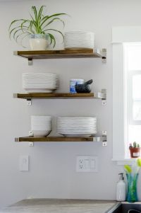 25+ Best Ideas about Kitchen Shelves on Pinterest | Open ...