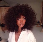 1000 ideas curly afro