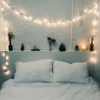 25+ best ideas about Bedroom fairy lights on Pinterest ...