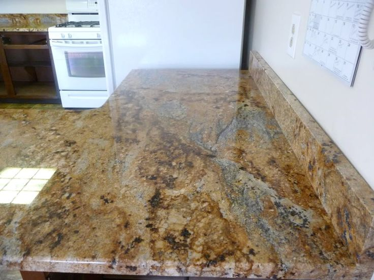 Countertop brown Brazilian granite Lapidus Brown  Granite