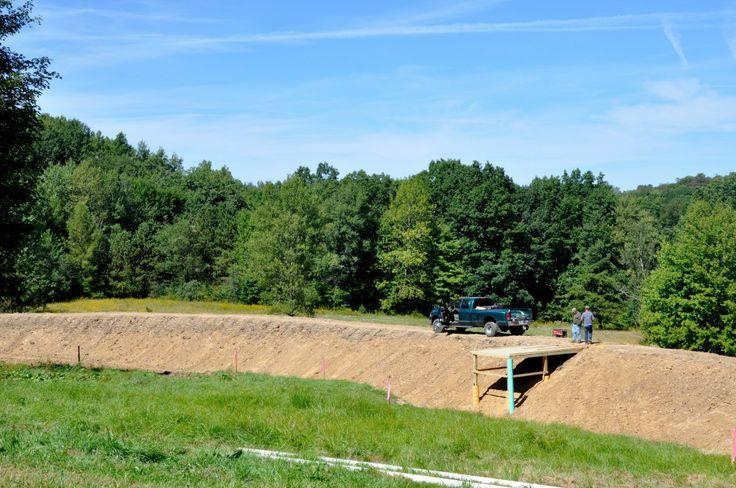 Farm Pond Construction Tennessee