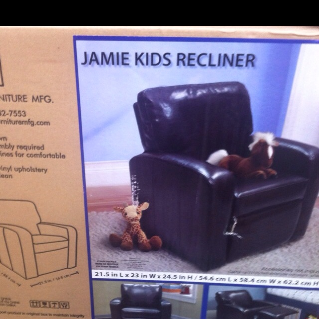 58 at Costco Toddler Recliner  Kids Rooms  Pinterest