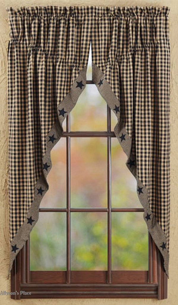 25 best ideas about Country curtains on Pinterest  Country kitchen curtains Primitive