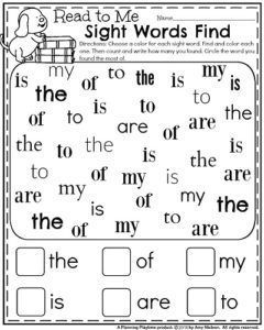 736 best Kinder Sight Word Ideas images on Pinterest